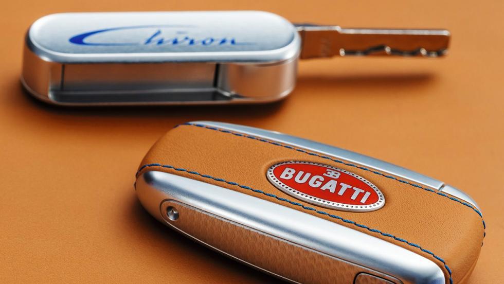 El deportivo perfecto - La exclusividad del Bugatti Chiron