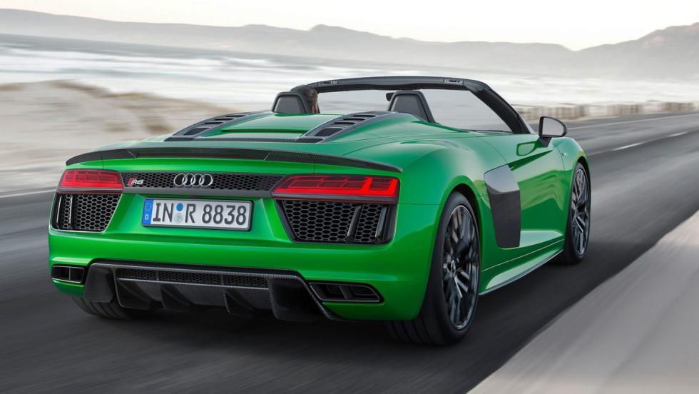 El deportivo perfecto - El interior del Audi R8