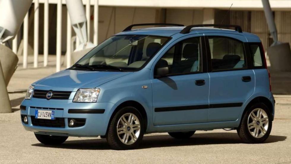 Fiat Panda 2003