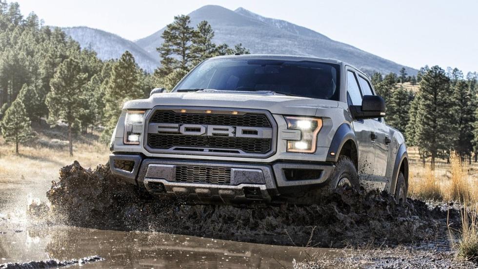 Ford conducción autónoma off-road