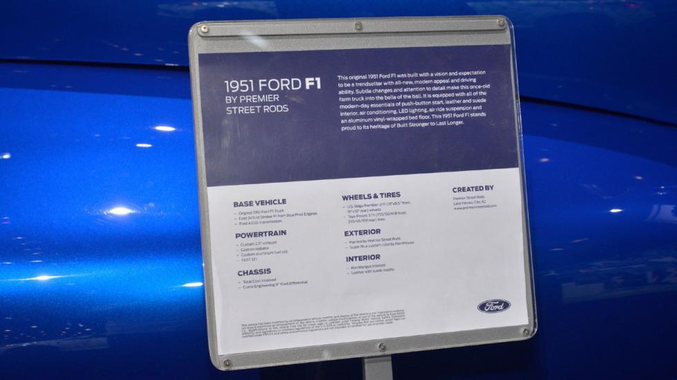 Ford SEMA Show 2017