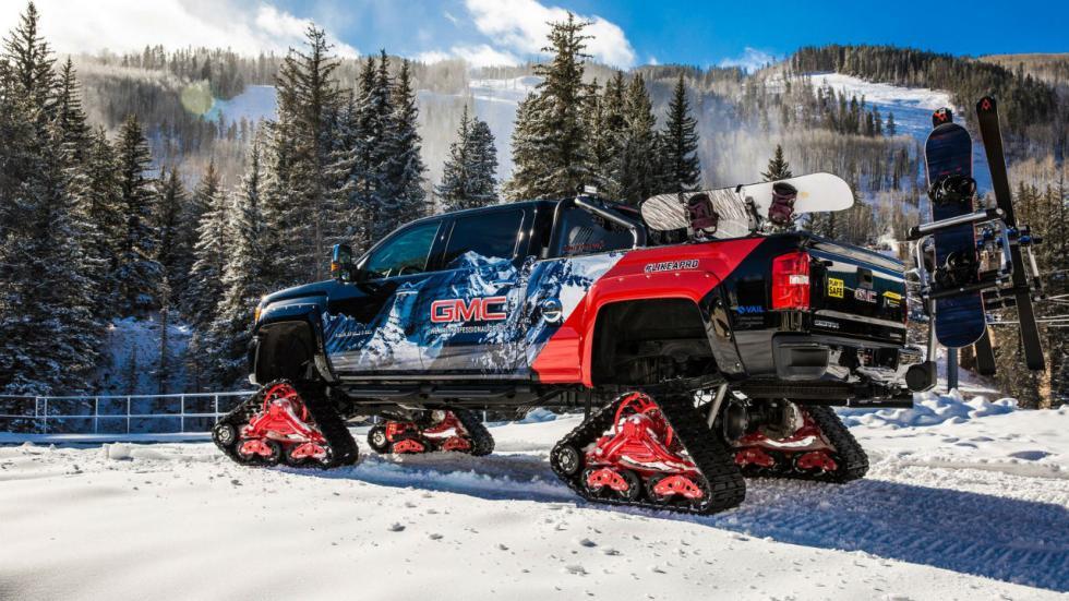 GMC Sierra All Mountain Concept