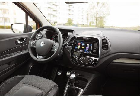 Habitáculo Renault Captur