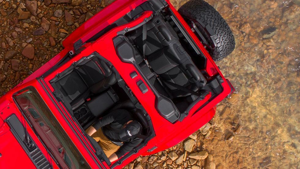 Jeep Wrangler 2018 (detalle)