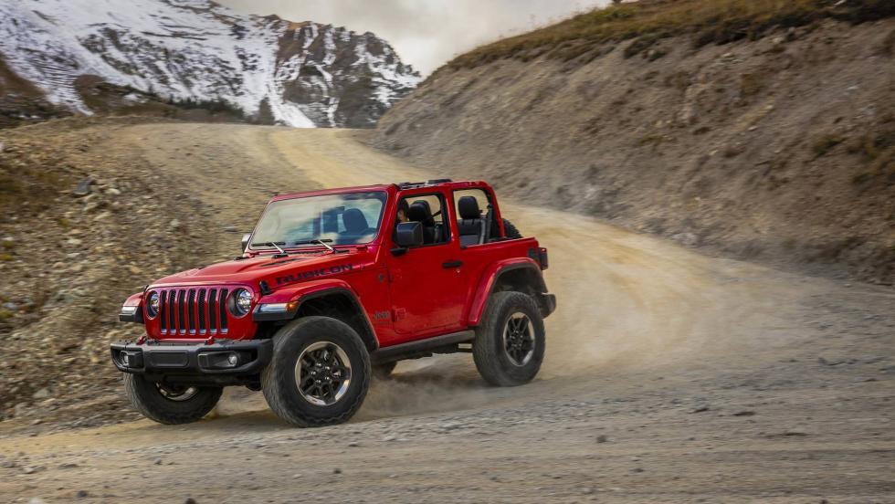 Jeep Wrangler 2018, en el Salón de Los Ángeles 2017 | Salón del ...