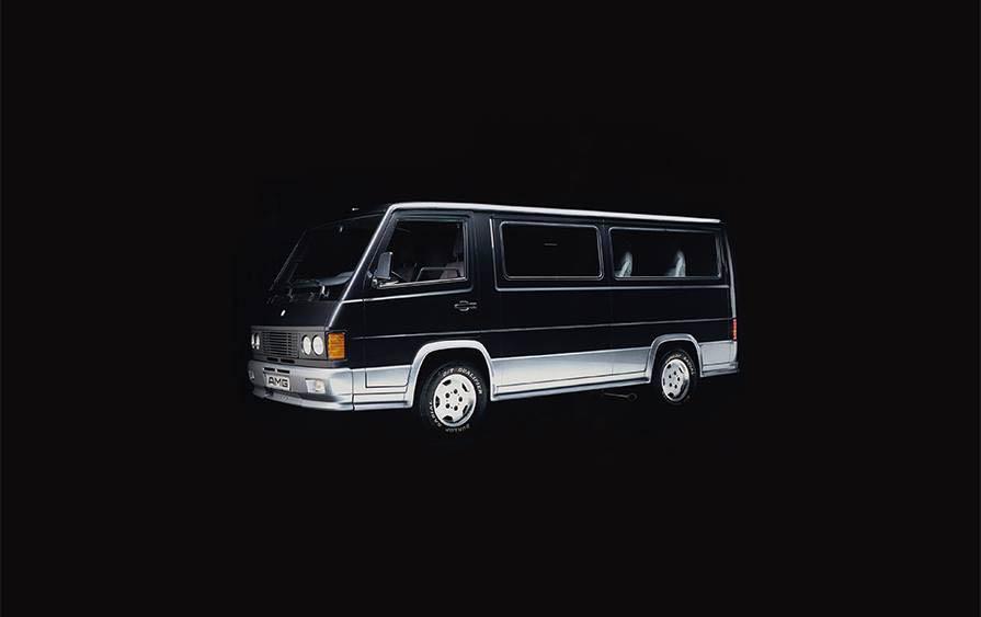 Mercedes MB 100 D de 1989