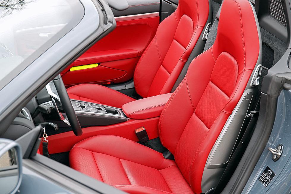 MTM 718 Boxster S vs TTP 718 Boxster S