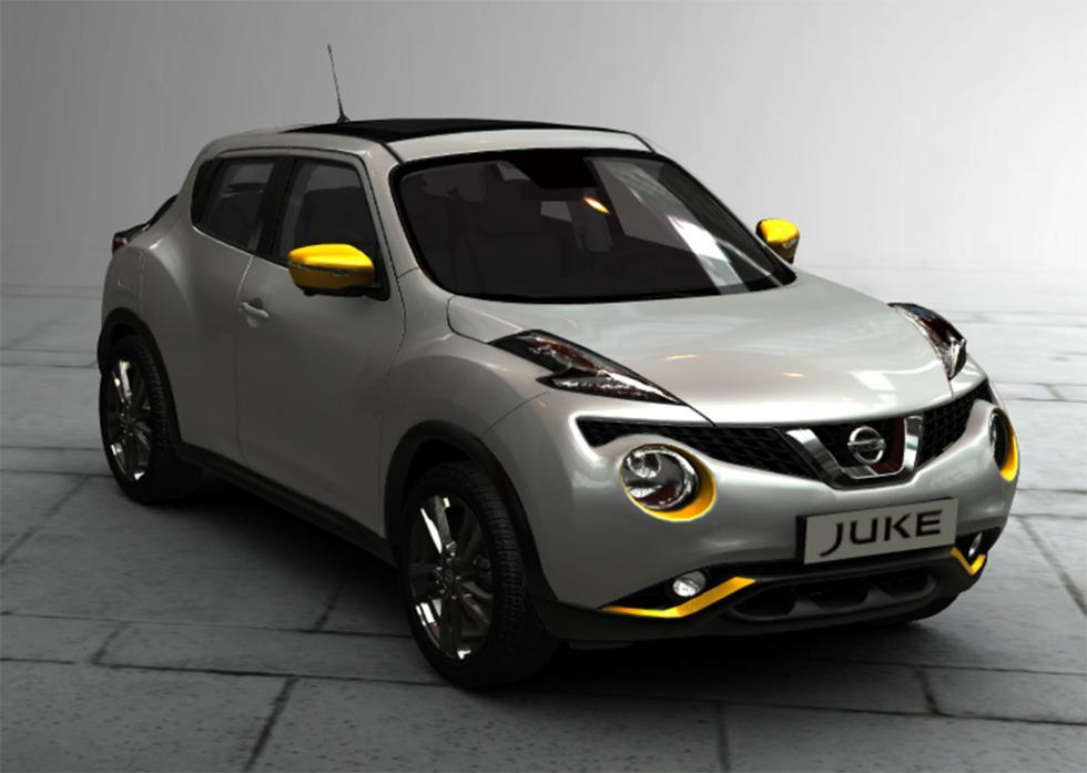 Nissan Juke personalizado