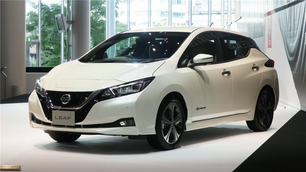 Nissan Leaf, de Iniesta