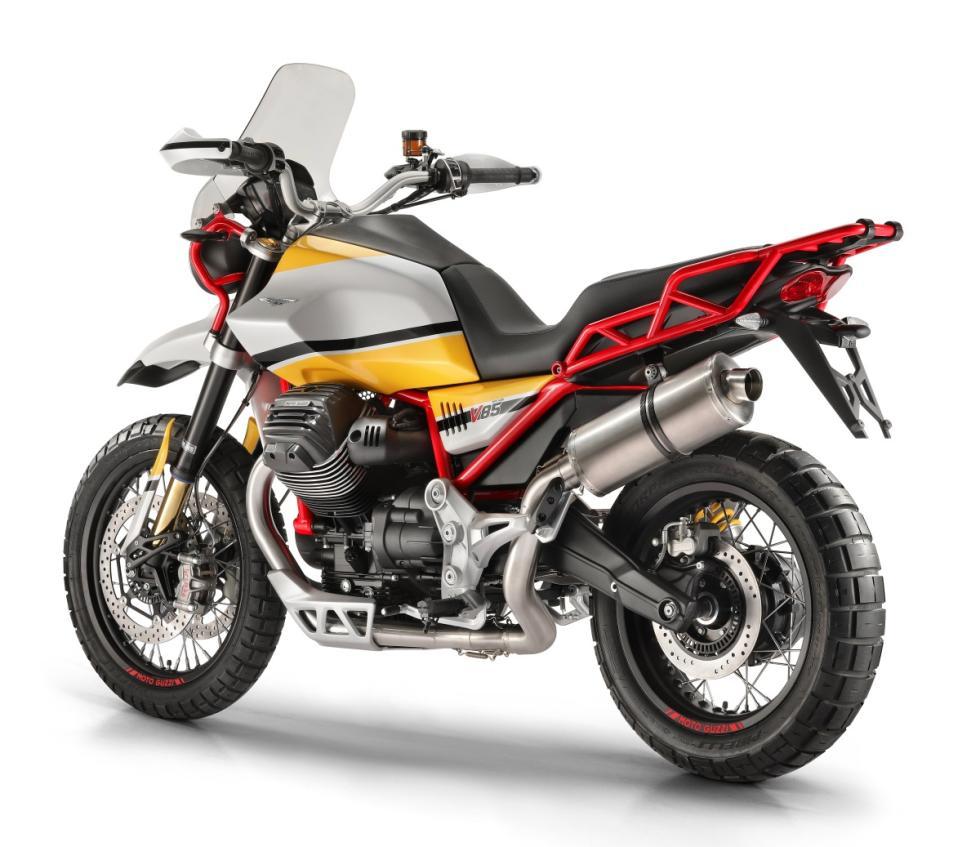 Novedades Moto Guzzi 2018 en el EICMA 2017