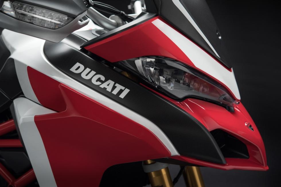 Nueva Ducati Multistrada 1260 2018