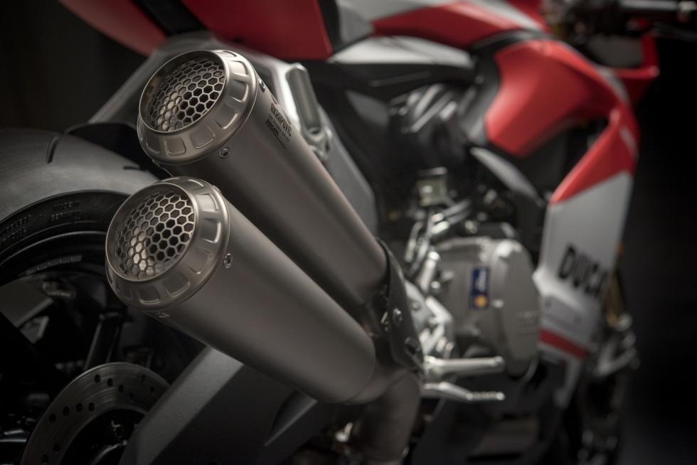 Nueva Ducati Panigale 959 Corse