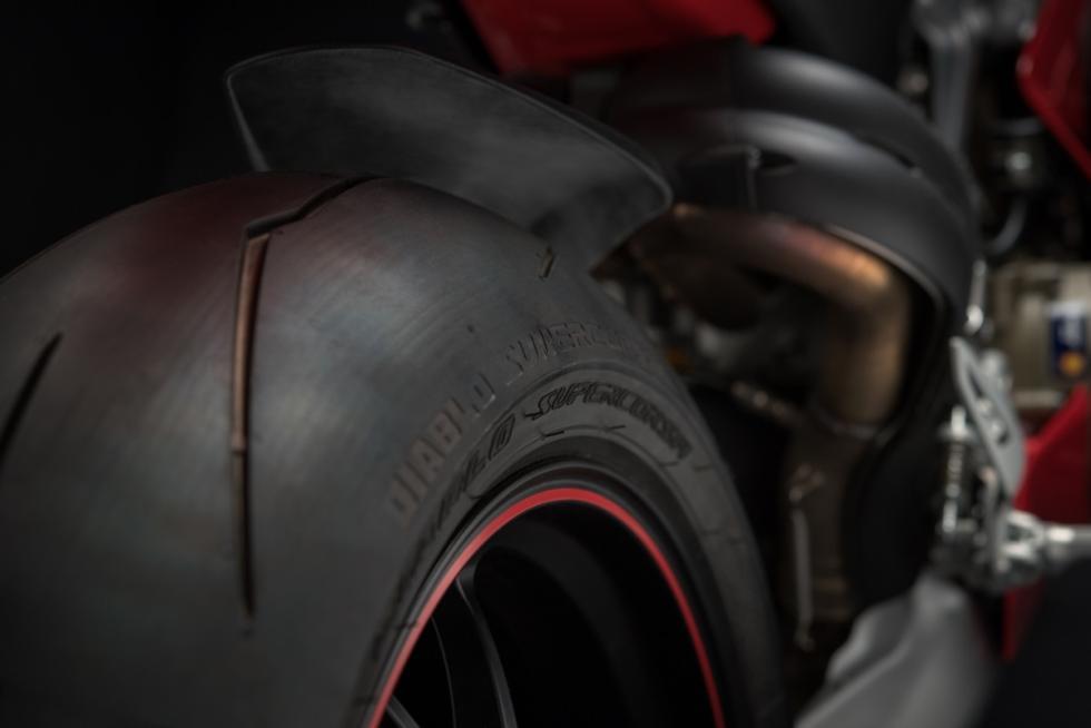 Nueva Ducati Panigale V4 2018
