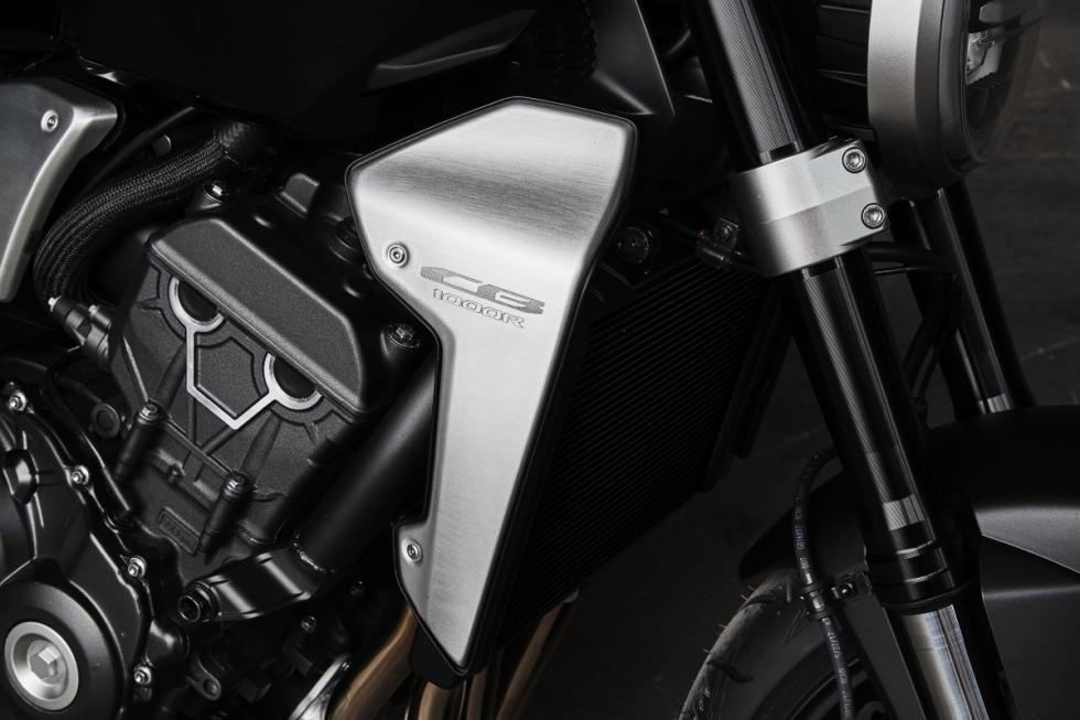 Nueva Honda CB1000R 2018