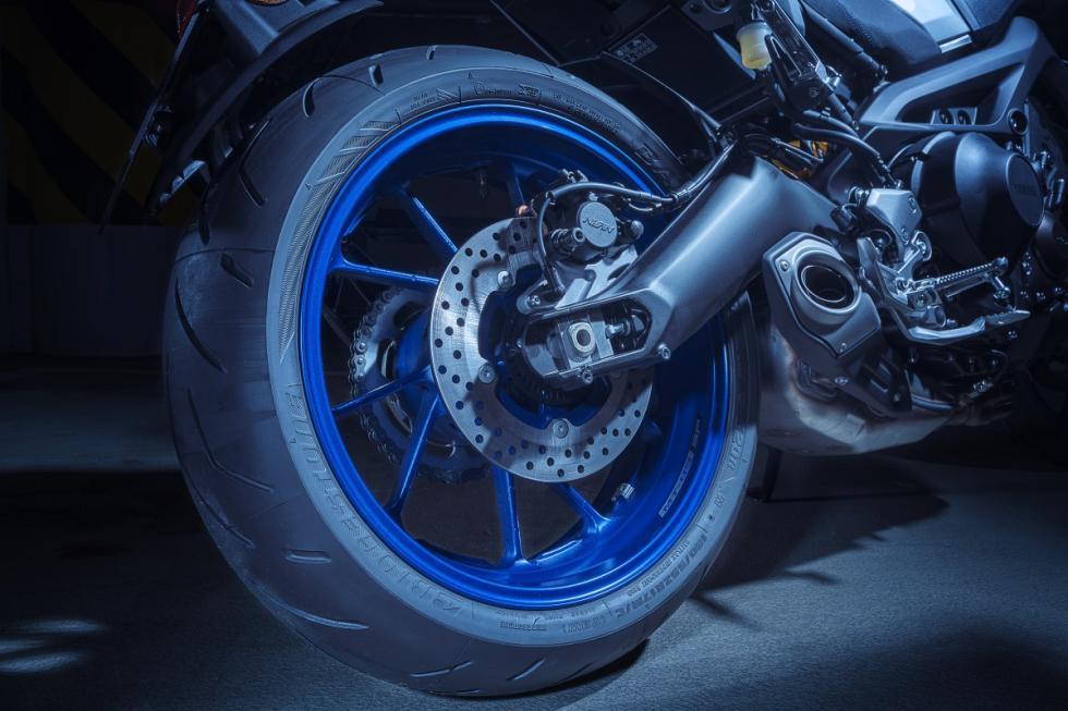 Nueva Yamaha MT-09 SP 2018