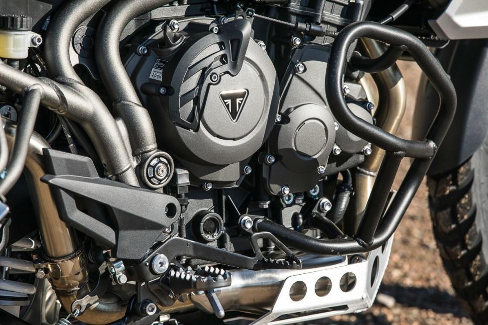 Nuevas Triumph Tiger 800 y 1200 2018
