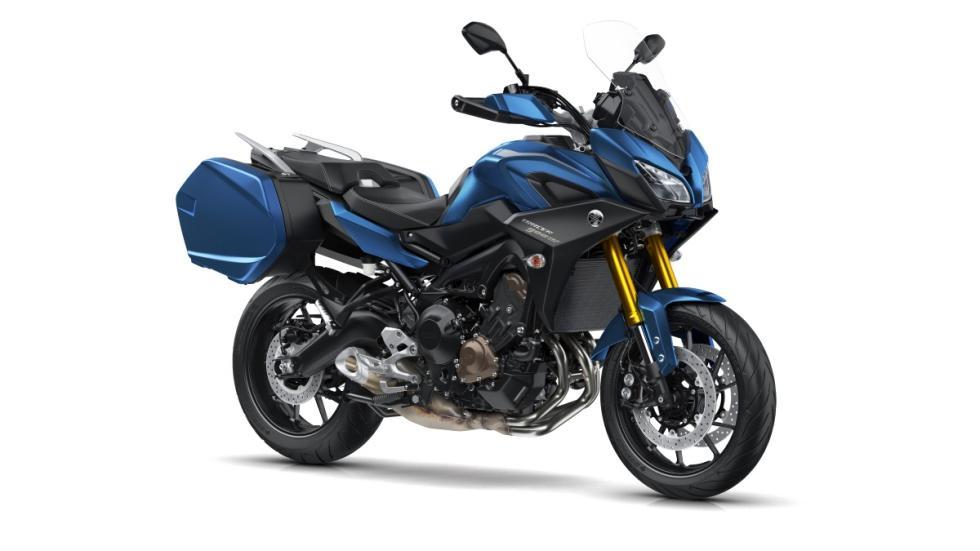 Nuevas Yamaha Tracer 900 y Tracer 900 GT 2018