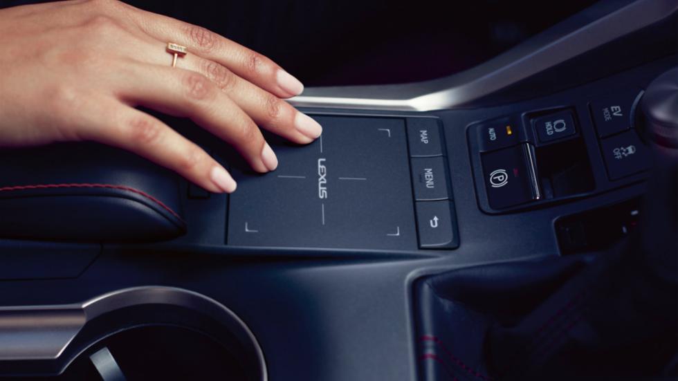nuevo touch pad lexus nx
