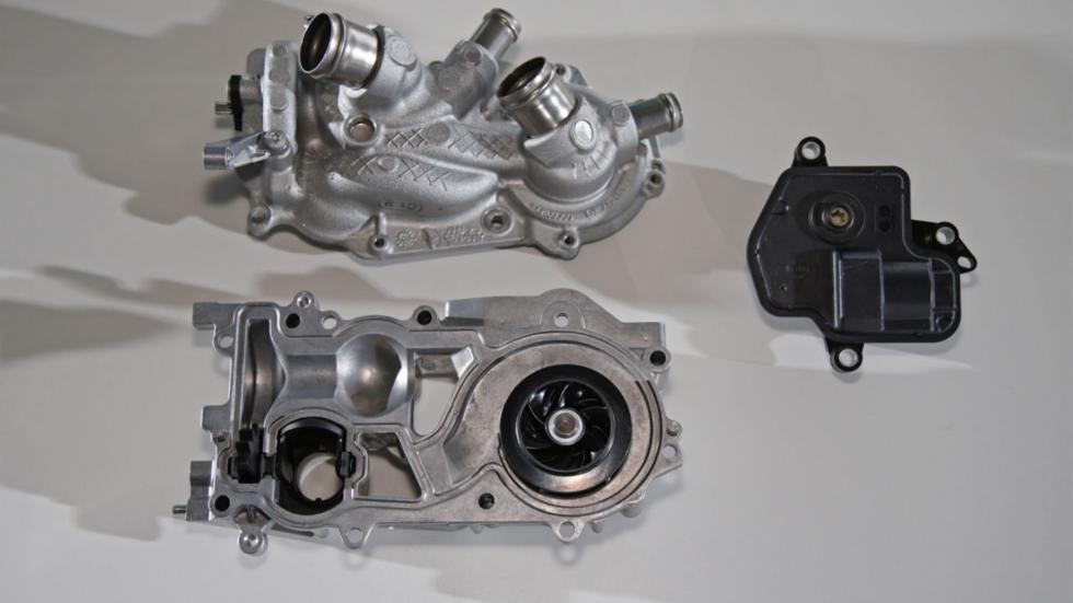 Nuevo turbo de geometría variable para coches diésel