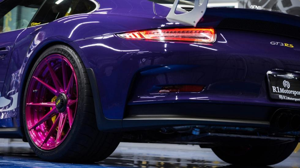 Porsche 911 GT3 RS ADV.1 Wheels