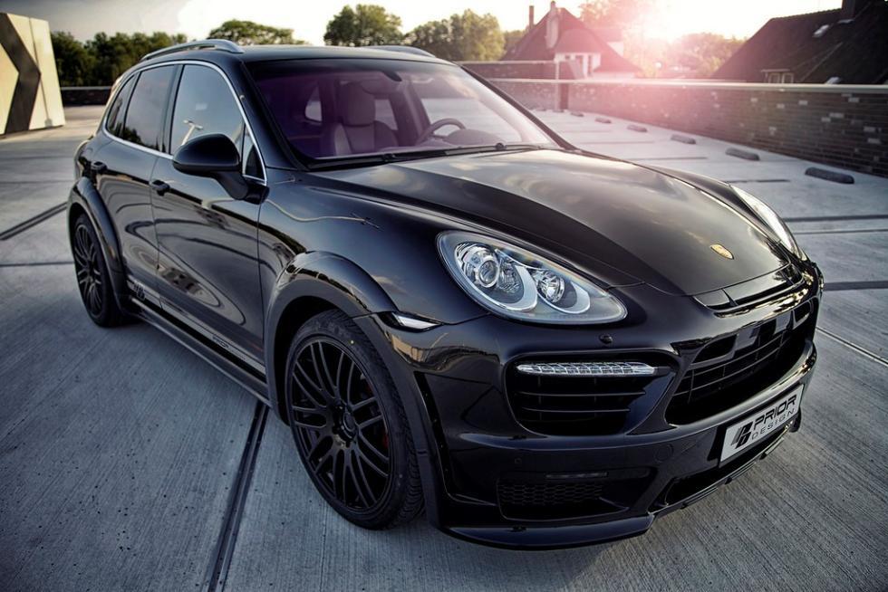 Porsche Cayenne, de Miley Cyrus