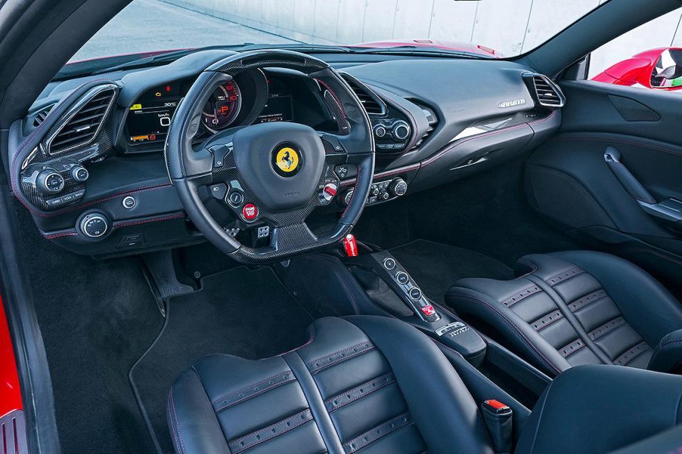 Probamos los Novitec 488 GTB N-Largo/Novitec Huracán Spyder N-Largo