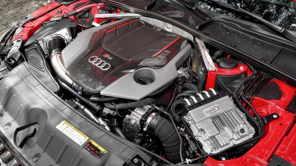 Prueba Audi RS 5 Coupé