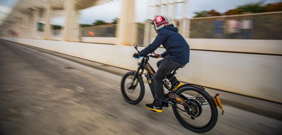 Prueba Bultaco Albero 2018