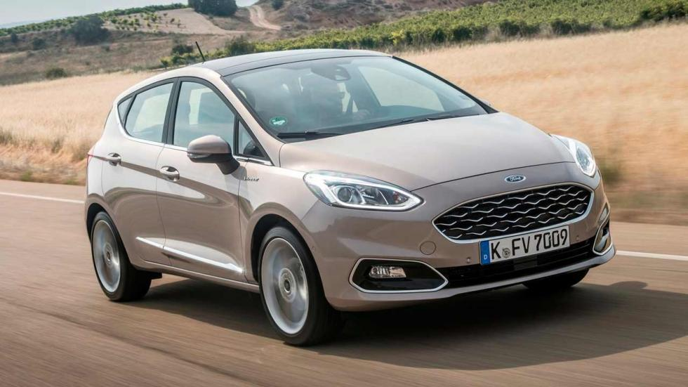 prueba del ford fiesta 1 5 tdci 85cv vignale. Black Bedroom Furniture Sets. Home Design Ideas