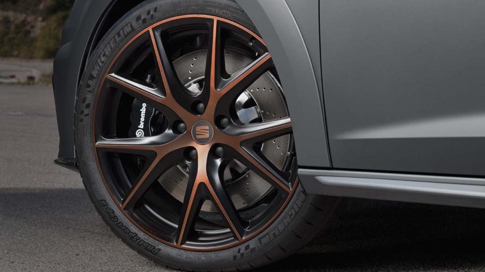 Prueba Seat León Cupra R compacto deportivo limitado especial