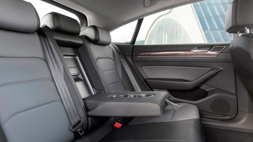 Prueba Volkswagen Arteon 2.0 TDI 240 Elegance