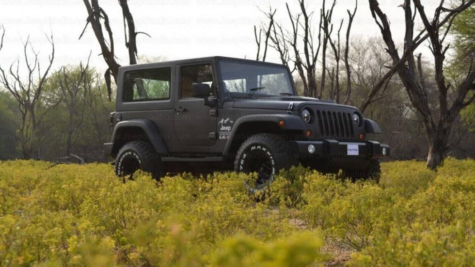 Réplica Jeep Wrangler