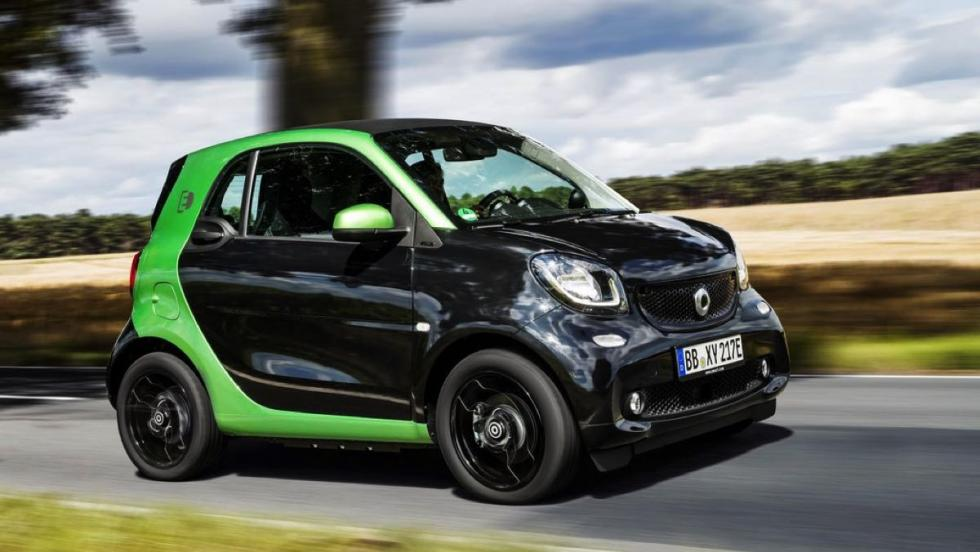 Smart Fortwo - 92 unidades