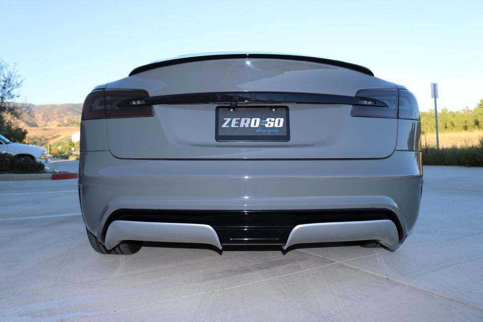 Tesla Model S Zero