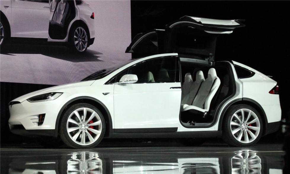 Tesla Model X, de Marc Gasol