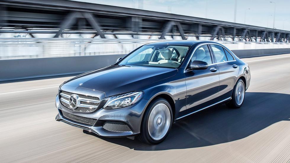 Todos los coches híbridos que puedes comprar - Mercedes Clase C