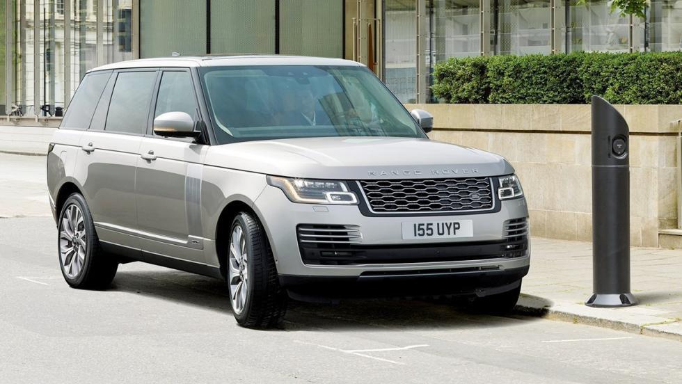 Todos los coches híbridos que puedes comprar - Range Rover PHEV