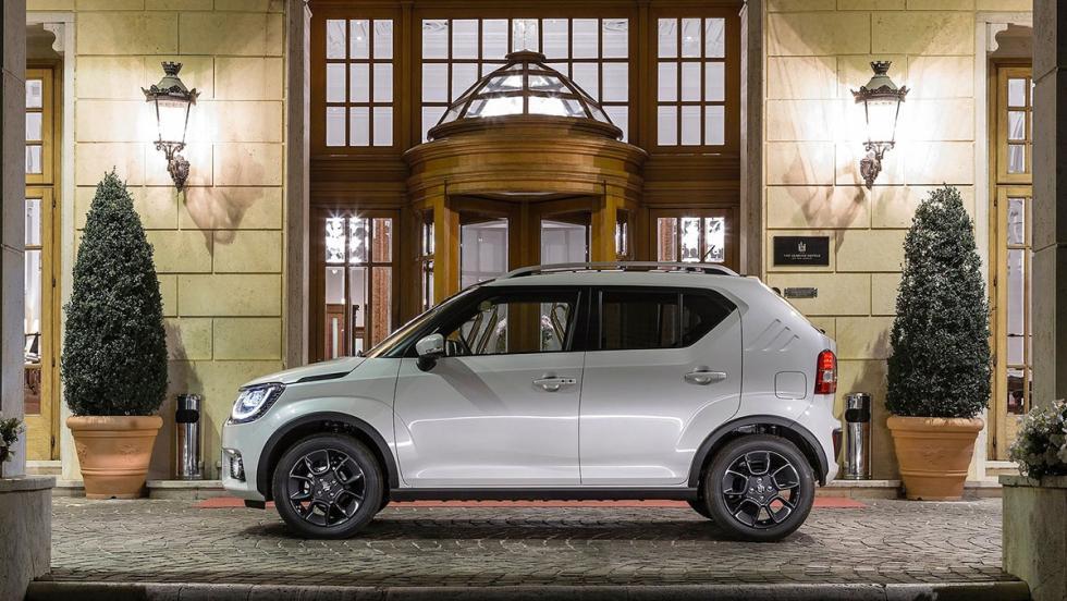 Todos los coches híbridos que puedes comprar - Suzuki Ignis