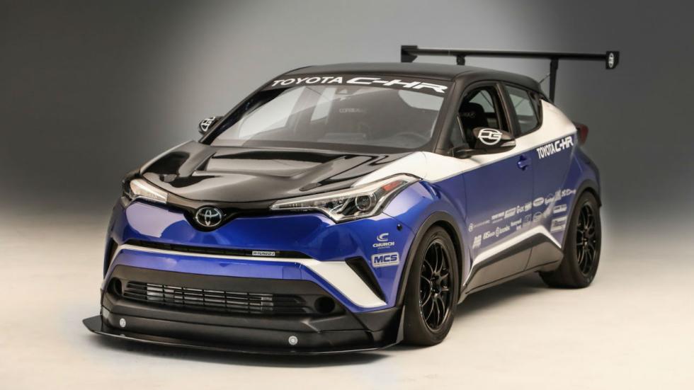 Toyota en el SEMA Show 2017