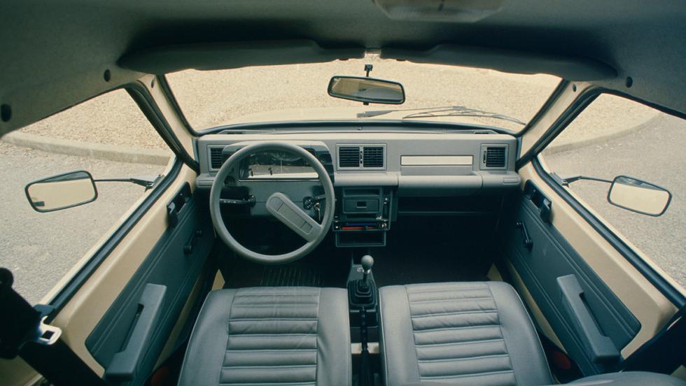 Viejas glorias: Citroën C15 (III)