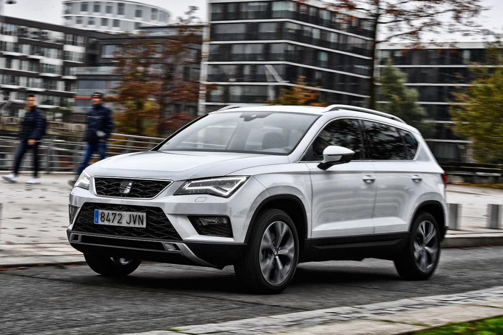 seat ateca 2 0 tdi 150 cv 4x2 despu s de la pol mica ya est a la venta. Black Bedroom Furniture Sets. Home Design Ideas