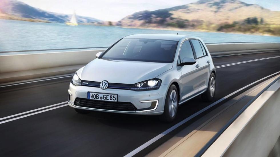 Volkswagen e-Golf - 52 unidades