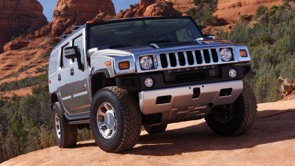 3 coches que no compraría ni con El Gordo de la Lotería de Navidad Hummer H2