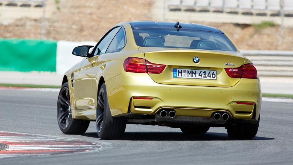 5 deportivos más lentos que el Stelvio QV en Nürburgring - BMW M4