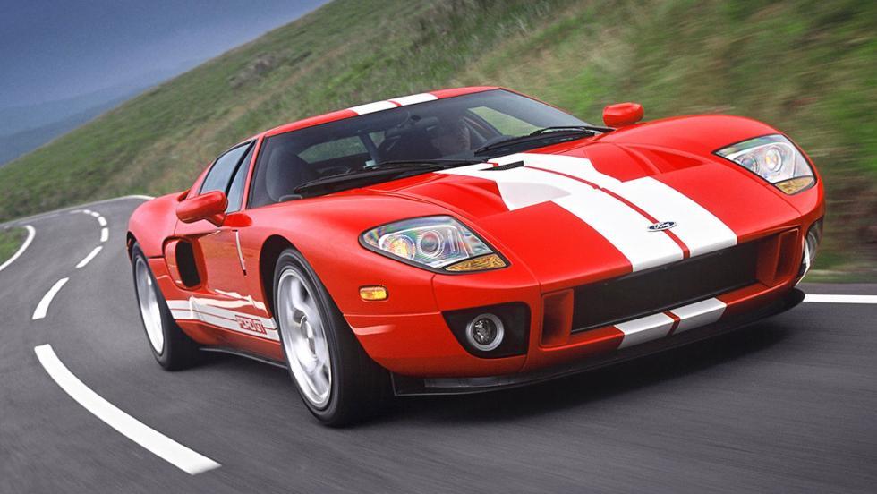 5 deportivos más lentos que el Stelvio QV en Nürburgring - Ford GT