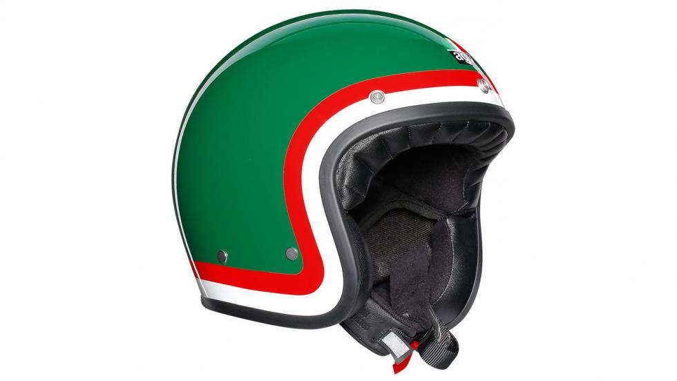 Cascos AGV Legends Agostini y Pasolini