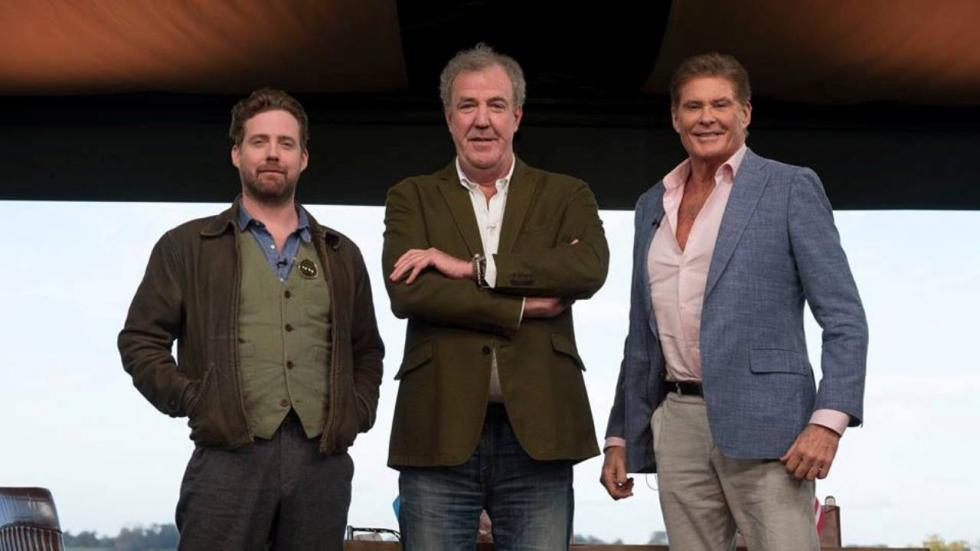 Celebridades The Grand Tour