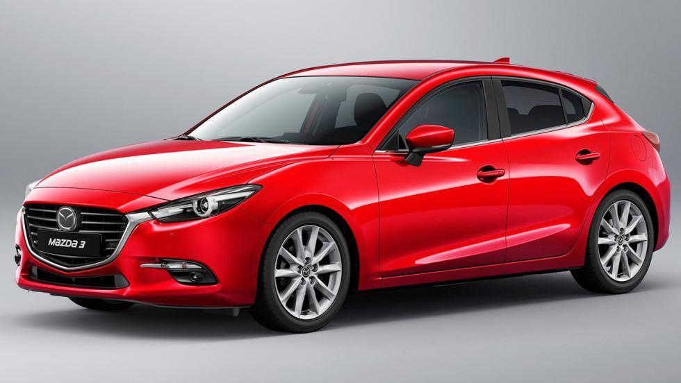 Los coches más populares de Instagram - Mazda 3