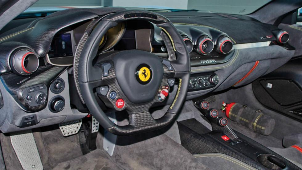 Ferrari F12 TdF a subasta