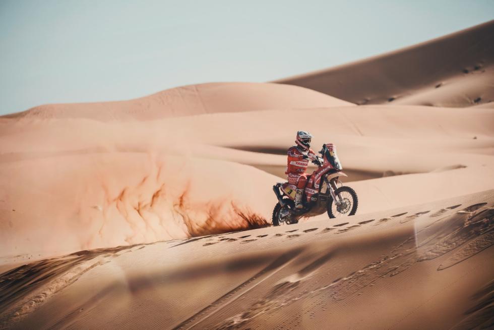 Gerard Farrés - Favorito Dakar 2018 motos
